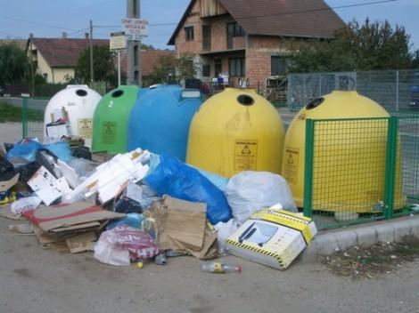 Illegális hulladéklerakás