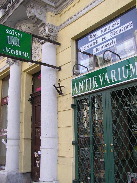 Szőnyi Antikvárium