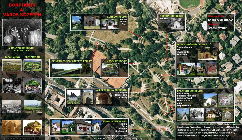 Egyetlen fa kivágása sem szükséges a Tabán fejlesztéséhez