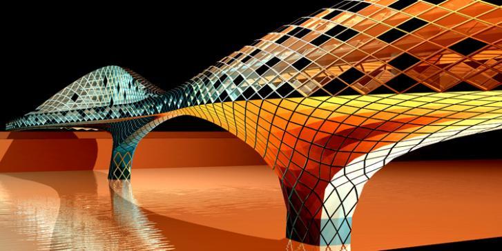 Finta József: Bólyai híd