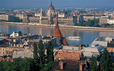 Budapest a zene és a művészetek városa