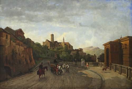Györök L. Albrecht: Hunyadi János út