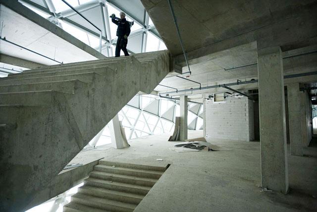 Merre visz ez a lépcső...?