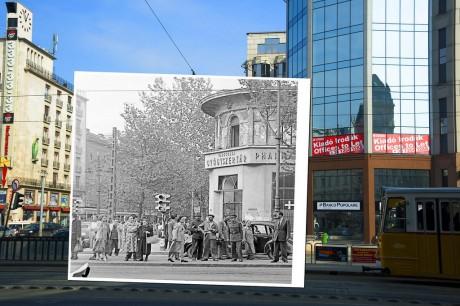 Az Astoria környéke is sokat változott