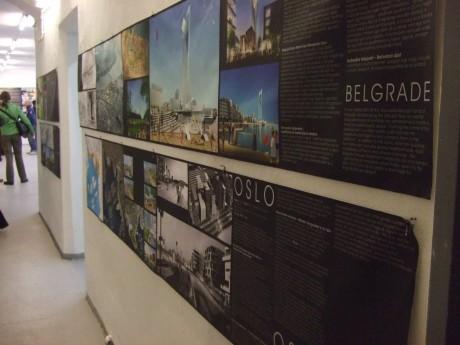 Belgrád és Oslo fejlesztései