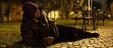 A több ezer utcán élő egyike Budapesten