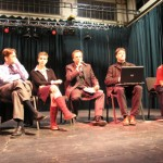 SzeBu: Alapító tagok