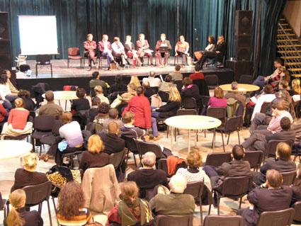 A SzeBu alakuló ülése 2004-ben
