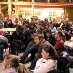 Alakuló ülés több száz fővel