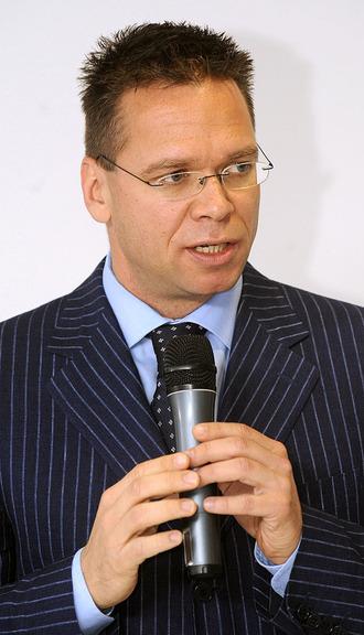 Fürjes Balázs, az új kormánybiztos