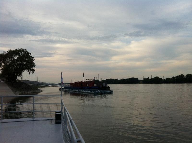 Budafok és a Duna